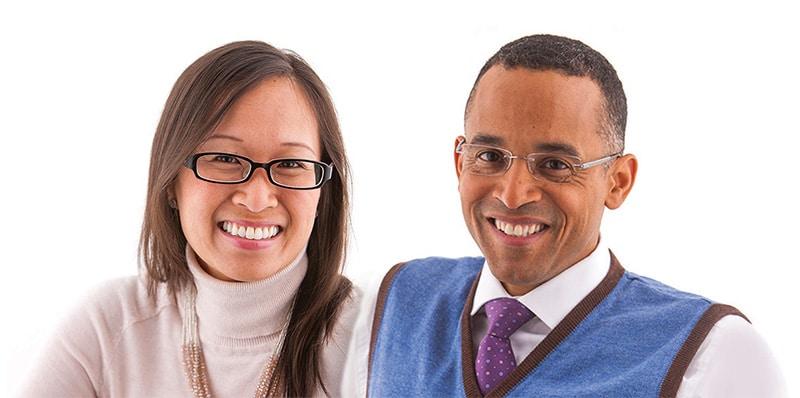 Dr. Anthony Mair & Dr. Sharon Nguyen