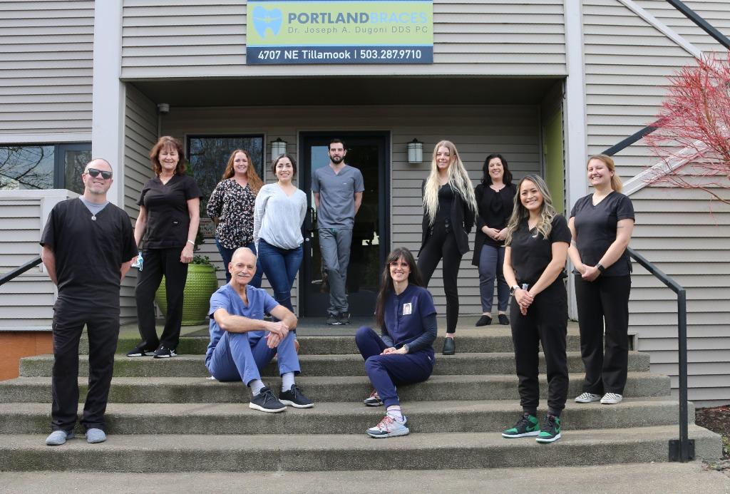 Portland Braces Team